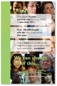 Thomas G. Labrecque Foundation and Canary Lung Fund Raising Brochure