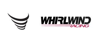 Whirlwind Racing logo for Semi-Pro SCCA Stock Car Team