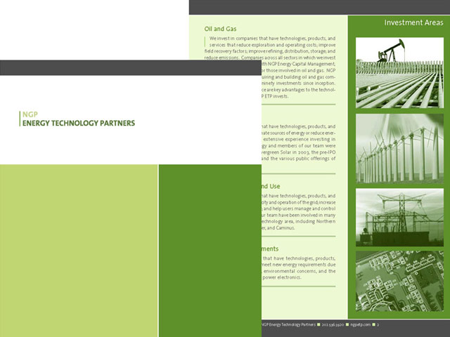 Energy Technology Partners brochure digital PDF