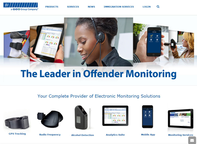 bi incorporated electronic monitoring products